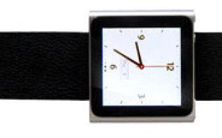 Ipod nano 6 — обзор мультимедийного плеера