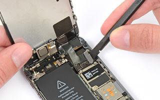 Айфон 3gs — как разобрать самостоятельно?