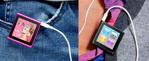 ipod nano 6 - обзор мультимедийного плеера