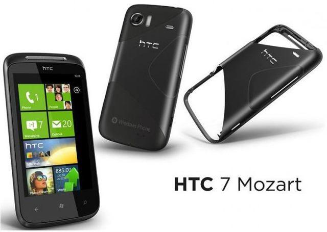 htc mozart - обзор и тестирование