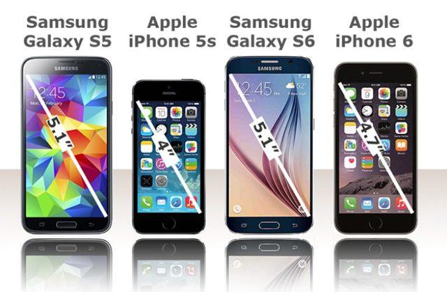 Что лучше: Айфон 3 или Самсунг Галакси 3