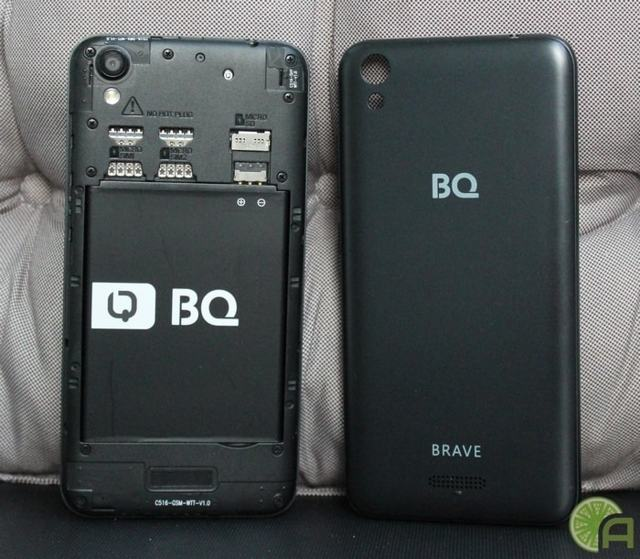 bq-5008l brave: характеристики, внешний вид, стоимость, отзывы