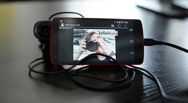 Использование камеры телефона в качестве веб камеры