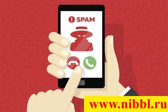 Что делать, если на телефон приходит спам