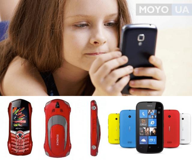 Как выбирать сенсорный телефон