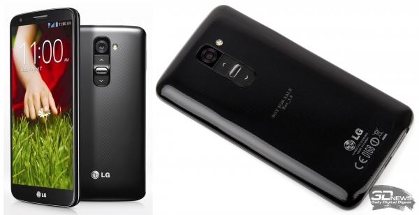 lg g2: обзор смартфона