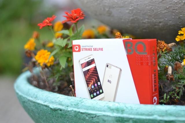 bq-5204 strike selfie: обзор смартфона
