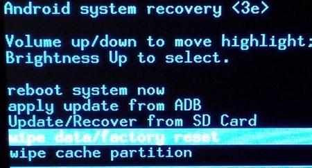Как вернуть старое обновление на андроид