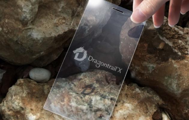 Защитные стекла dragontrail, dinorex, xensation cover: конкуренты gorilla glass