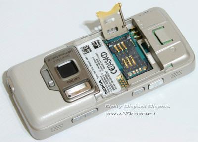 nokia n82: пост-обзор смартфона