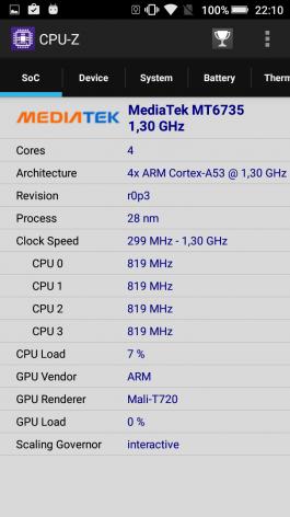 bq-5032 element: обзор смартфона